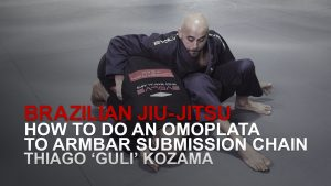 How To Do An Omoplata To Armbar Submission Chain