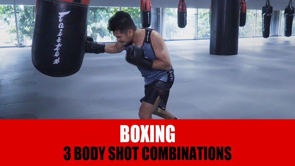 3 Body Shot Combinations