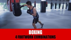 4 Footwork Combinations
