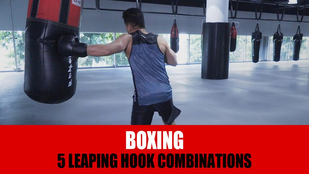 5 Leaping Hook Combinations
