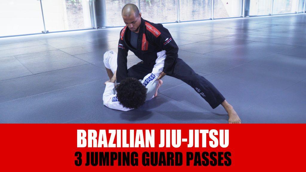 3 Jumping Guard Passes