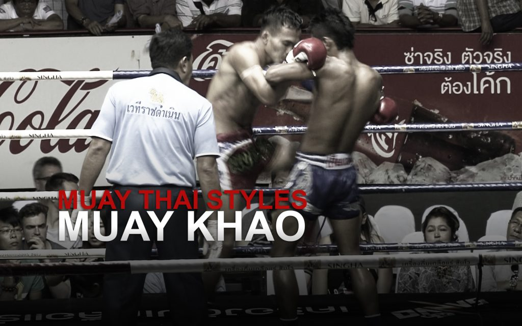 Muay Thai Fighting Styles Part 1 – Muay Khao (Knee Fighter)