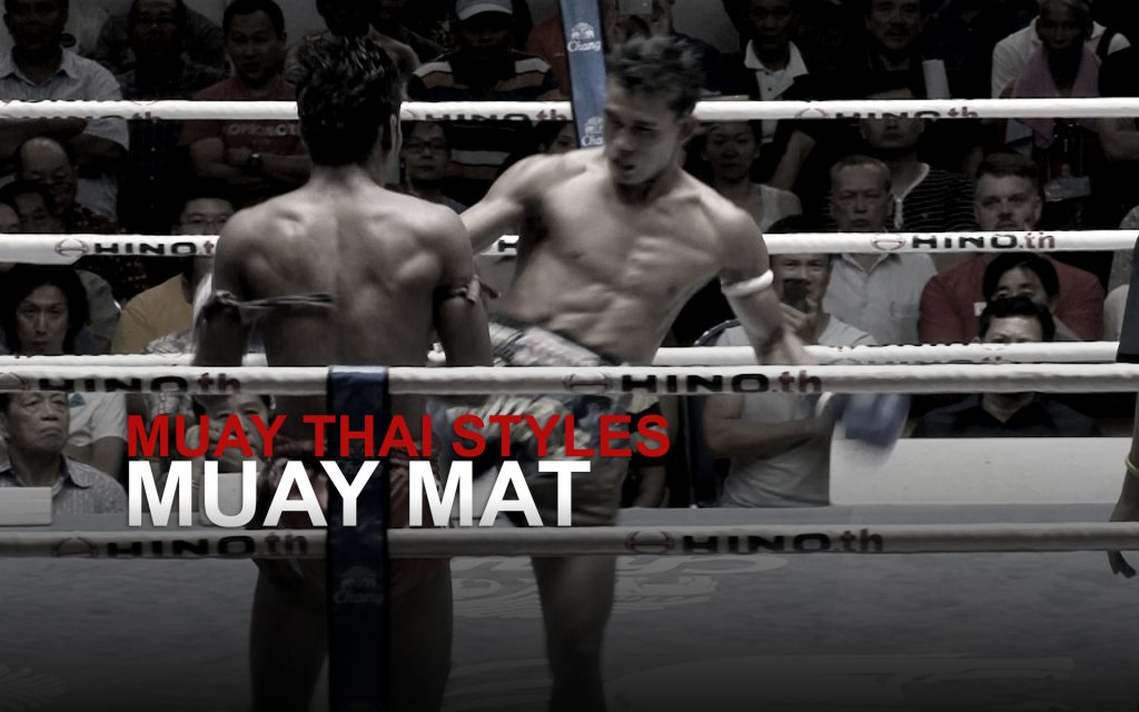 Muay Thai Fighting Styles Part 3 – Muay Mat (Heavy Puncher)