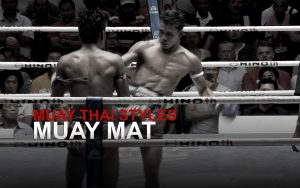 Muay Thai Fighting Styles Part 3 - Muay Mat (Heavy Puncher)