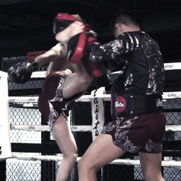 The Muay Thai Head Kick