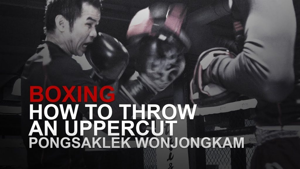 How To Throw An Uppercut
