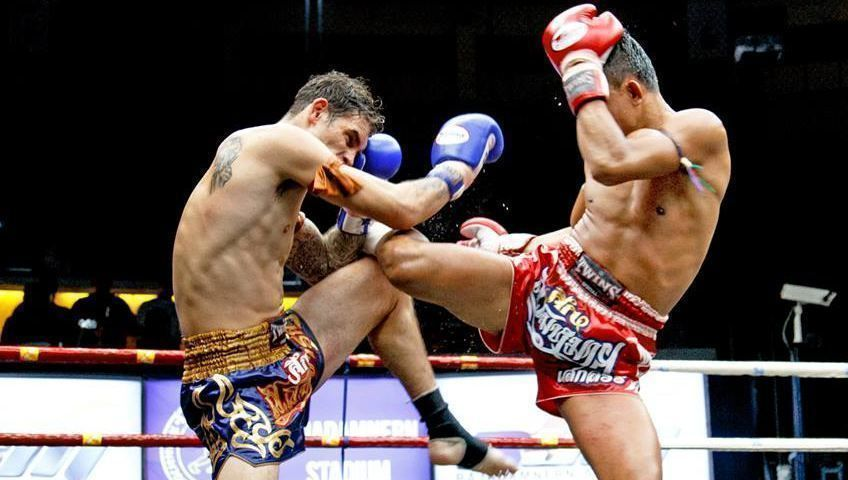 A Beginner's Guide To Footwork And Guards In Muay Thai