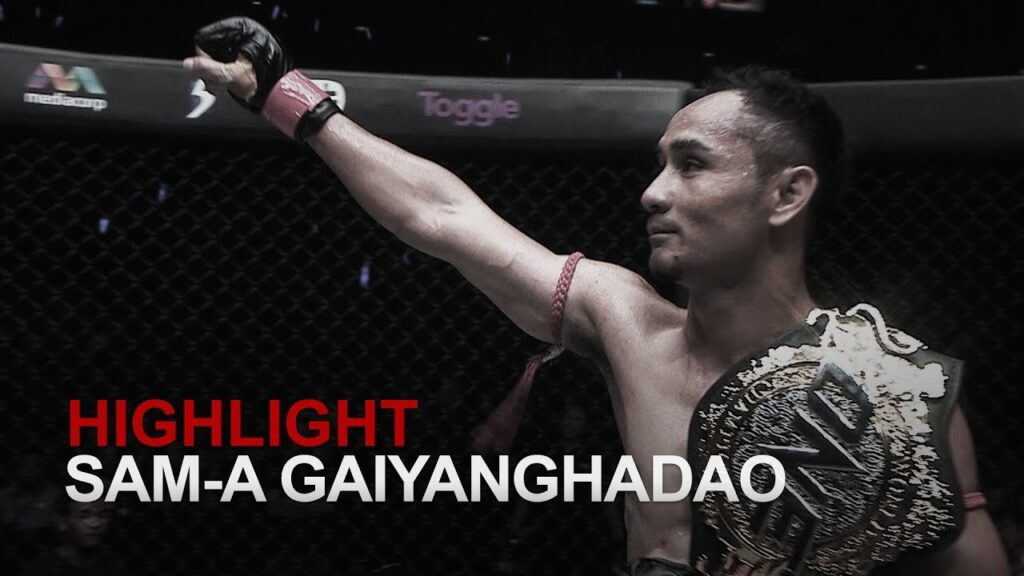 WATCH: Sam-A Gaiyanghadaogym's 4 Most Exciting Fights (Videos)