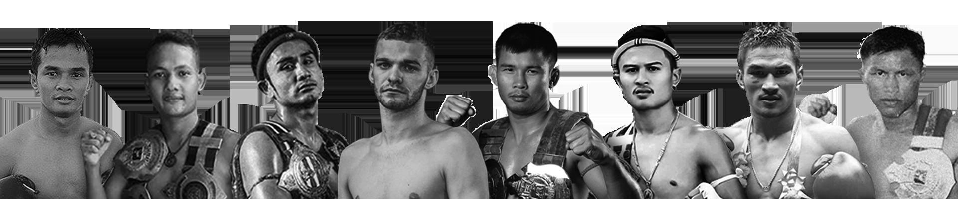 Muay Thai Fundamentals Featured World Champions