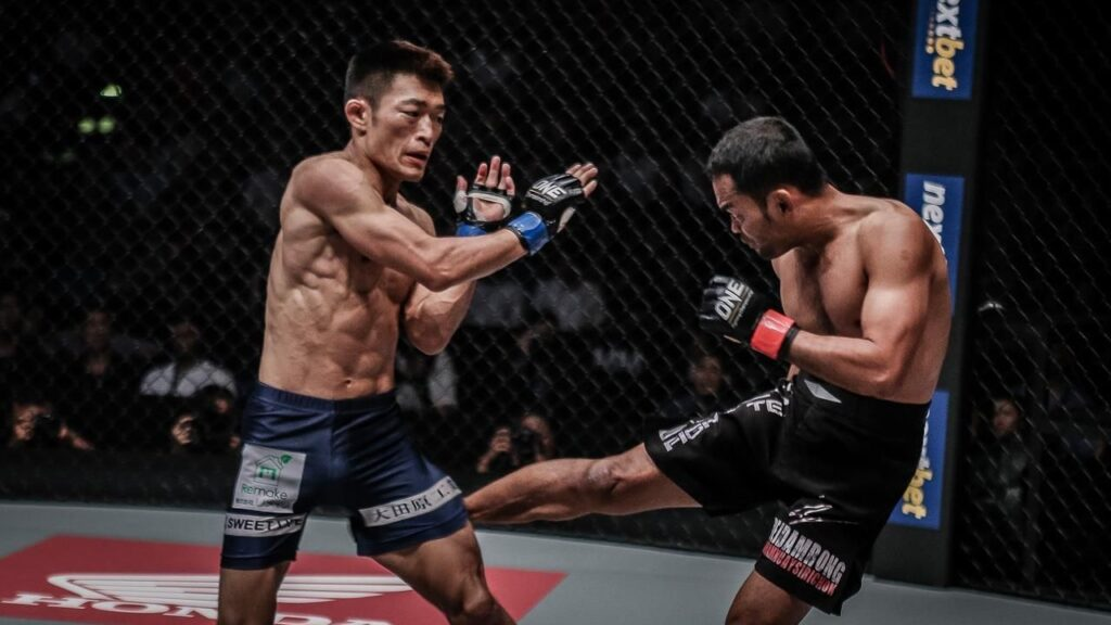 The Ultimate Guide To Muay Thai Low Kicks