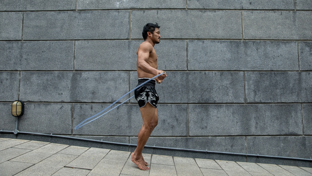 Muay Thai Rope Skipping: Why Is It Important?