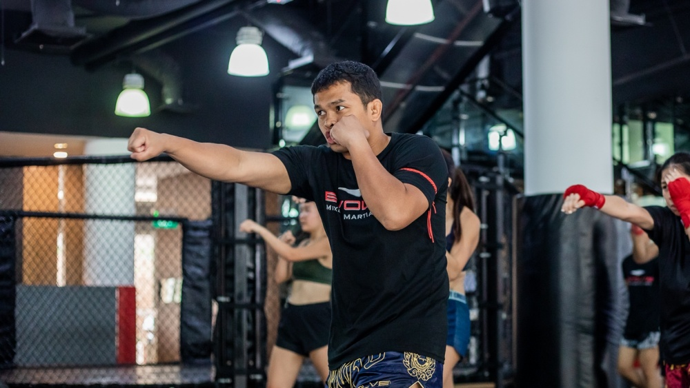 Muay Thai Shadowboxing Guide And Drills For Beginners