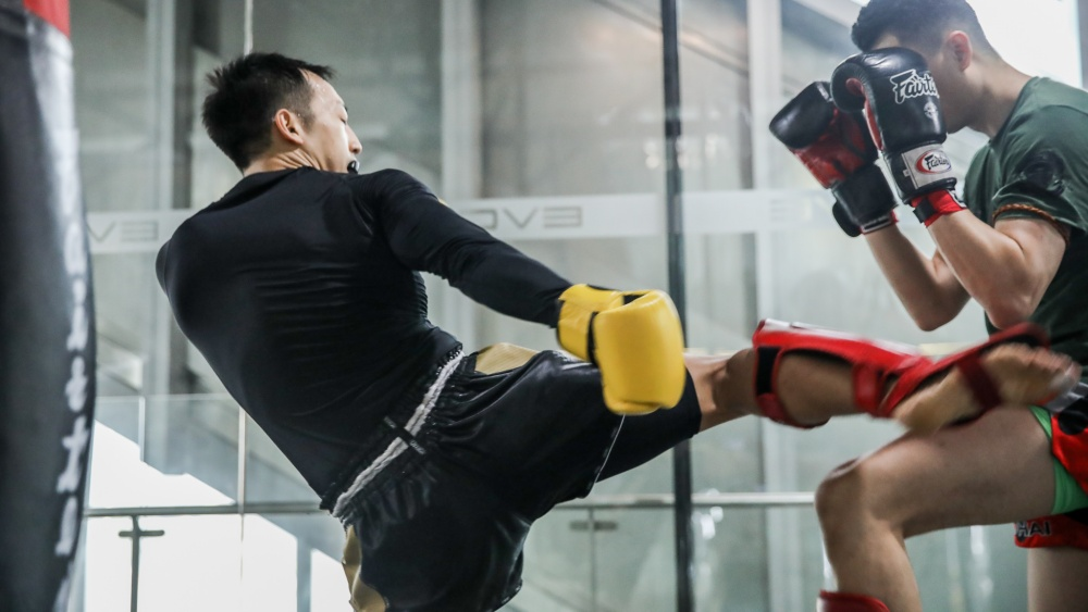 The Ultimate Guide To Muay Thai Sparring