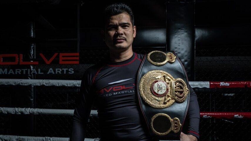WBA Boxing World Champion Drian Francisco Details How To Throw A Proper Jab