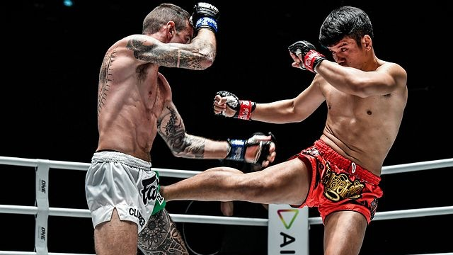 How To Set Up Low Kicks In Muay Thai