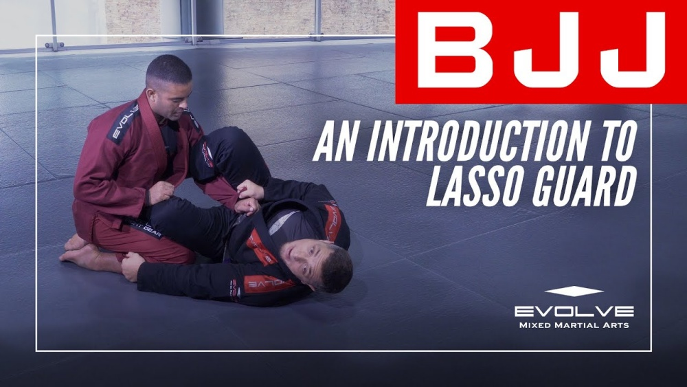 An Introduction To The BJJ Lasso Guard
