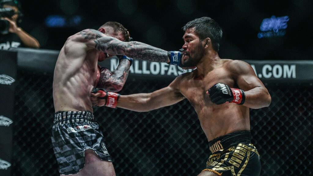 4 Counters From The Muay Thai Long Guard To Add To Your Game